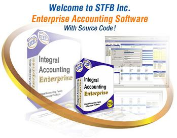 STFB Inc Complete Accounting and ERP Systems with Source Code for all major platforms
